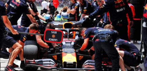 TÄNA | Kas Brasiilia GP-d esikohalt alustav Verstappen suudab lõpetada Mercedese võiduseeria?