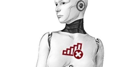 Enne robot, siis seks. Või pigem ikka vastupidi?
