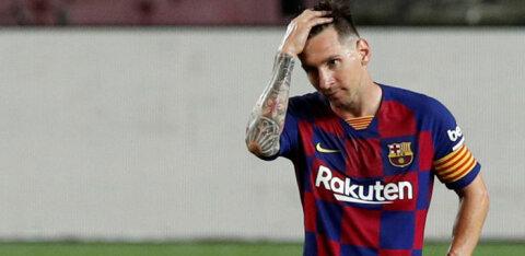Hispaania meedia: Lionel Messi lahkub järgmisel suvel Barcelonast