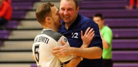 Tapa noppis võimsa võiduga Balti liigas esimesed punktid, Serviti säilitas täisedu