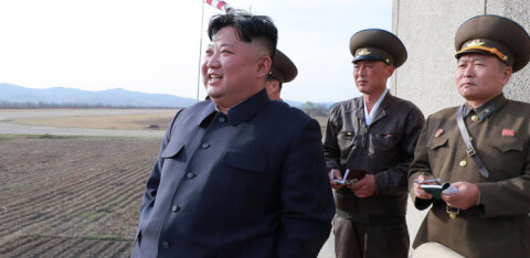Кремль объявил о визите Ким Чен Ына в Россию