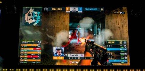 OTSE DELFI TV-s | Telia Open e-spordi turniiril võisteldakse taktikalises tulistamismängus CS:GO