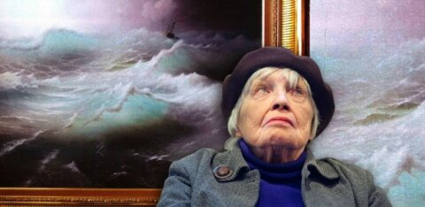 Эксперт KUMU называла фальшивки шедеврами, и бизнес мошенников цвел. Поддельная картина Айвазовского была продана за 250 000 евро