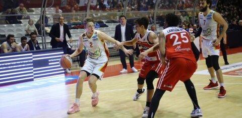 INTERVJUU | Eesti korvpallikoondise uksele koputav Mikk Jurkatamm: ma ei olnud ühegi tiimiga varem nii heas seisus olnud