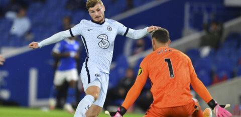 Inglismaa meistriliigas tuleb maiuspala: tiitlinõudleja Chelsea võõrustab Liverpooli