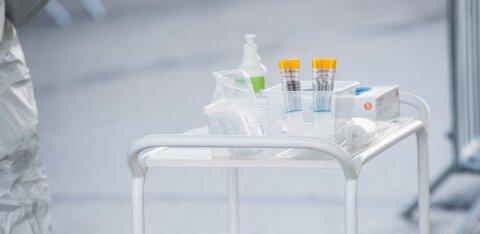 За сутки в Эстонии выявлено 11 случаев заражения коронавирусом