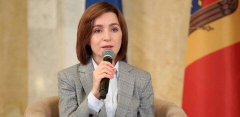 Новый президент Молдавии призвала Россию вывести войска из Приднестровья