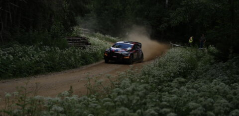 DELFI VIRU RALLIL I Parim mitte-WRC mees Kaur: vaja on 50 000 eurot, et kihutada Rally Estonial R5 autoga