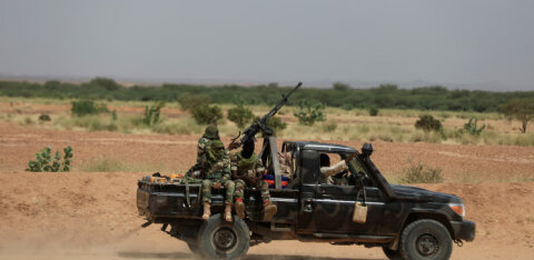 Шестеро туристов из Франции убиты во время путешествия по Африке