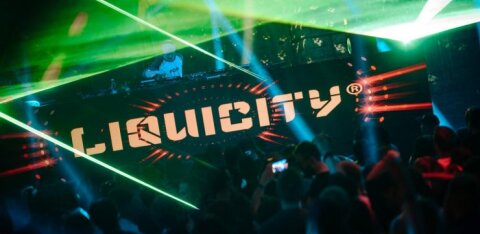 FOTOD | Raju pidu! Liquicity Records pani rahva trummi ja bassiga tõeliselt pidutsema