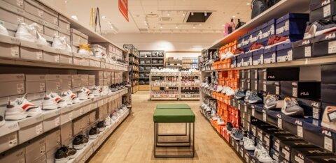 Крупнейший в Европе продавец обуви расширит свою сеть в Эстонии