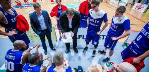 TÄNA DELFI TV-s | Tallinna Kalev/TLÜ vajab lähikonkurendi üle võitu