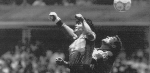 Diego Maradona - kõigi rõhutute ja argentiinluse kehastus