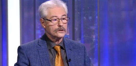 Политолог раскритиковал речь Кальюлайд: решать проблемы — не президентское дело