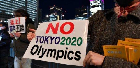 Олимпийские игры отложили на год
