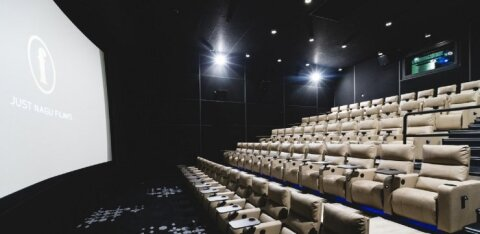 Eestlased on naabritega võrreldes usinamad kinokülastajad