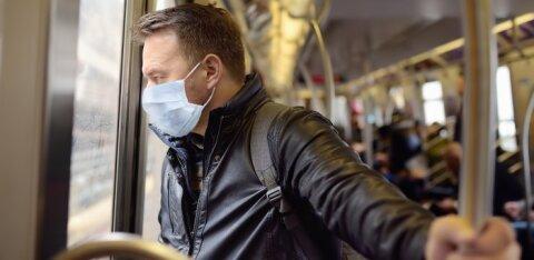 GRAAFIK | Viiruselainete tohutud käärid: kuidas liigub nakatumine Eestis, meie lähinaabritel, Balkanil, USAs?