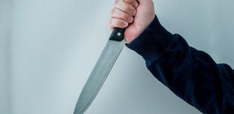 В Кохтла-Ярве найден труп мужчины с ножевыми ранениями