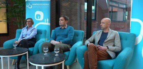 VAATA JÄRELE | Eesti Inimõiguste keskus tutvustas värsket inimõiguste aruannet