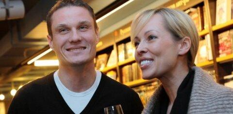 Легендарный футболист сборной Эстонии разводится с женой
