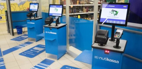 Coop Pank запускает услугу взноса наличных денег в своих магазинах