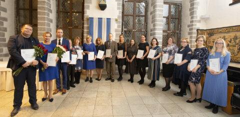 Таллинн поблагодарил лучших работников сферы здравоохранения: кто из медиков удостоился этого звания