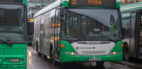 Внимание, пассажиры! Автобус 51-й линии досрочно возвращается на прежний маршрут