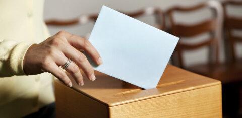 Sinu hääl ei saa kaotsi minna - vähemalt valimistel mitte
