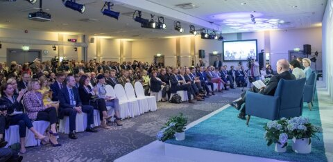 OTSEPILT | Lennart Meri konverentsi kolmas päev - Hiina ja lääs: malet mängitakse kabe reeglitega?