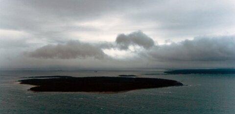 На этих выходных на острове Аэгна проходит серия учебных походов