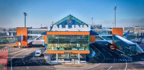 Таллиннский аэропорт вводит новые правила для пассажиров и сопровождающих лиц