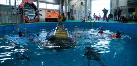 В бассейн морской школы в Пыхья-Таллинне протек хлор. Два человека доставлены в больницу