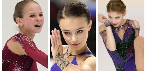 ОНЛАЙН: Косторная, Щербакова или Трусова. Кто выиграет чемпионат Европы?