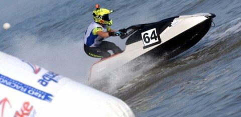 Jasmiin Üpraus saavutas Hiina GP-lt teise koha
