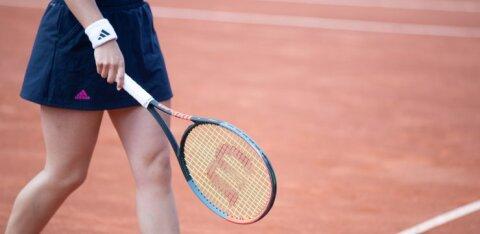 Нарвская теннисистка Полина Раменская выбирает между Эстонией и Америкой