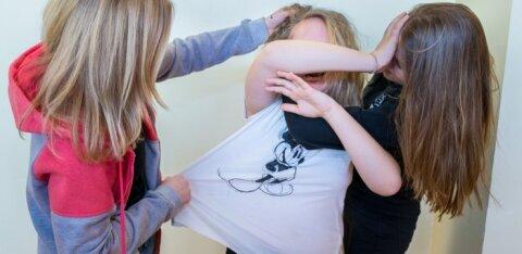 В Эстонии каждый четвертый ребенок подвергается издевательствам. Чаще жертвами становятся русскоязычные