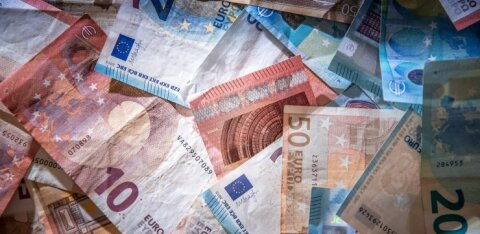 SEB: объем наличных денег в Эстонии годами не меняется