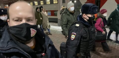 В Москве задержан сотрудник ФБК и пресс-секретарь Навального