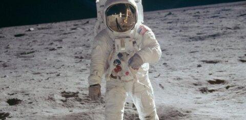 Были ли американцы на Луне? Опрос RusDelfi