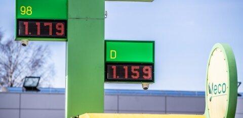 ФОТО | Продавцы моторного топлива снизили цены на бензин
