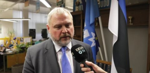 ФОТО и ВИДЕО: Рихо Террас вступает в Isamaa и идет от партии первым номером на выборы в Европарламент