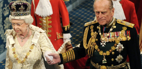 Tähtis tähis: prints Philip murdis oma vanusega suurejoonelise rekordi!
