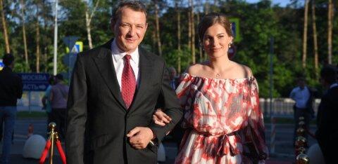 Марат Башаров живет вместе с бывшей женой