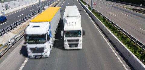 Eesti ettevõtja otsib veokitootjate kartelli tegevuse tõttu kahju saanuid, kohtu kaudu loodetakse saada miljardeid