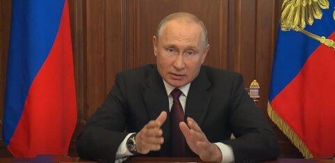 Путин подписал указ о внесении поправок в Конституцию