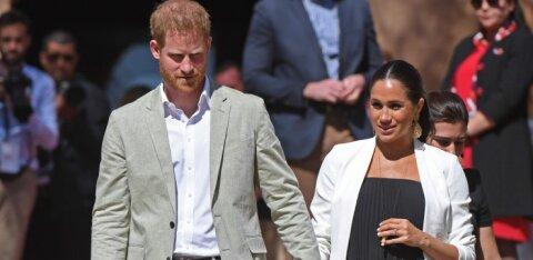 """Mida ei näe, seda ei mäleta: prints William tahab Meghan Markle'i ja prints Harry saata """"nii kaugele kui võimalik"""""""