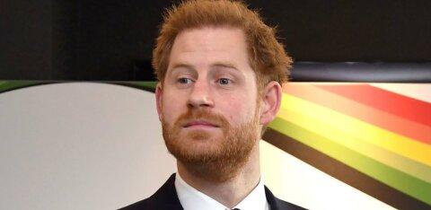 Гарри, которого больше не будут называть принцем, огорчился