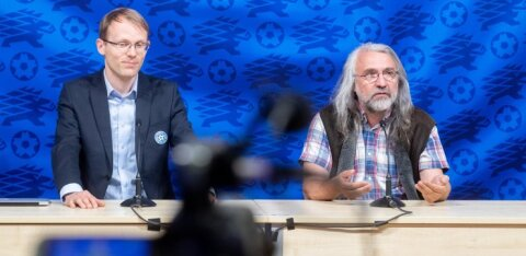 Uiboleht Eesti jalgpalliklubide kantavatest kahjudest: räägime suurusjärgust miljon