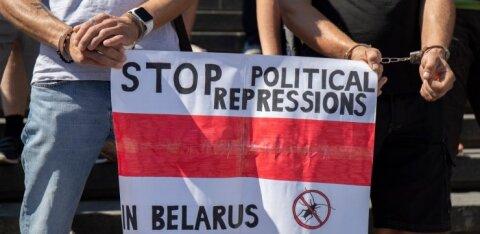 В четверг на столичной площади Вабадузе состоится акция против тоталитаризма и в поддержку протестующих Беларуси