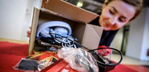 SEB: популярность эстонских интернет-магазинов среди потребителей выросла, однако доминируют зарубежные